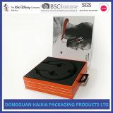 Kundenspezifischer Papierverpackenkasten für das Kopfhörer Bluetooth Kopfhörer-Verpacken
