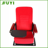 Jy-989m 접히는 직물 싼 가격 극장 강당 의자