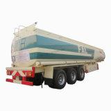 3 essieux remorque-citerne pour la vente de 40000 litres 45000 litres 50000 litres Réservoir d'huile semi-remorque
