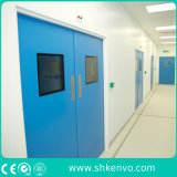 Portas interiores seguindo do quarto desinfetado do PBF únicas