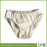 Одноразовые хлопка леди укрепленой трусовой частью для беременных женщин/Parturition доставки