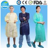 Vestido no tejido disponible para las aprobaciones del Ce del uso médico