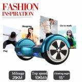 Балансировка нагрузки на скутере 2 колеса с электроприводом постоянного баланса скутер роликовой доске Hoverboard с помощью пульта дистанционного управления