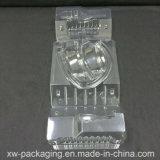 Het Dienblad van de Blaar Clamshell van de douane PVC/Pet voor de Plastic Verpakking van de Hoofdtelefoon