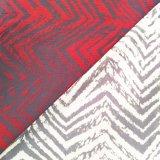 Tecido de jacquard com tecido elástico elegante com fio