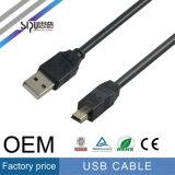 Van de Micro- USB van de Hoge snelheid van Sipu de Kabel Last van de Kabel voor Samsung