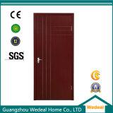Porta de madeira contínua de madeira da porta do carvalho/noz para o projeto