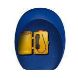 Cabina di telefono esterna, tetto del telefono, tetto fissato al muro del telefono, cabina di telefono Jr-Th-02