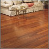 Couleur naturelle Engineered Jatoba Parquet