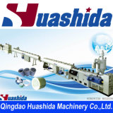 Chaîne de production d'extrudeuse de pipe de HDPE ligne d'extrusion de pipe d'approvisionnement en eau