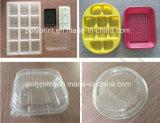 máquina de termoformação para diferentes tipos de tampa de plástico