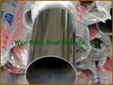 Pipe d'acier inoxydable de qualité de Chine