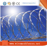 刑務所の塀のための高いSecruityかみそりの金網