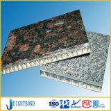 Панель/Ahp сота гранита каменная алюминиевая