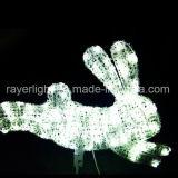 LED-Streifen für Ausgangs-und Garten-musikalisches Dekoration-Licht von der Fabrik
