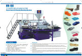 Maschine für fertige Einspritzung-Schuhe direkt herstellen