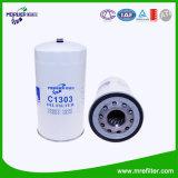 Filtre à huile de pièces d'auto pour la série C-1303 de Hino