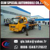 Camion de remorquage de vente de constructeur de camions de remorquage de bâti plat
