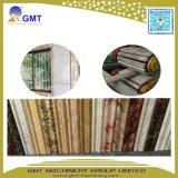 Bande de pierre en faux marbre PVC Profil/Tile Machine extrusion de plastique
