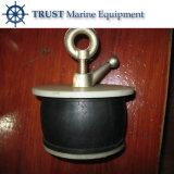 De marine breidt de Stop van het Spuigat voor het Dek van het Schip uit