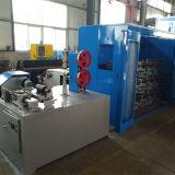 金属のホースのための広く利用されたワイヤー組みひも機械