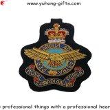Sew on Machine Badges emblem for uniform (YH-EB125)