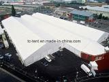 Großes Aluminium Belüftung-Zelle-Lager-Zelt mit fester Wand