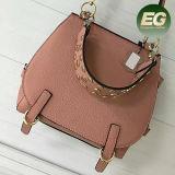 Signora Messenger Bags Emg4817 di modo fissata borsa nuova del cuoio di disegno