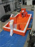 مصنع مباشرة قابل للنفخ صابون [فووتبلّ فيلد], [بسكتبلّ كورت] [كمبو]