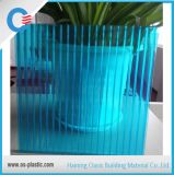 Installation facile Polycarbonate Hollow Sun Sheet