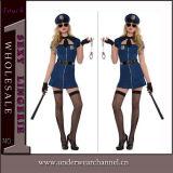 Cop van het Festival van Carnaval van de Politieman van de Vrouwen van Halloween het Kostuum van de Partij (TLQZ14249)