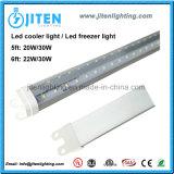 Kühlvorrichtung-Gefäß-Licht 30W ETL Dlc des LED-Kühlvorrichtung-inneres Tür-Licht-6FT der Form-T8 LED