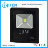 LEDの照明かライトの10W LEDのフラッドライトの洪水ライト、穂軸の屋外ライトIP65