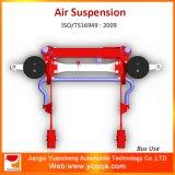 Suspensión de suspensión de aire de caucho de tipo dependiente para bus de autobús de 10-12m