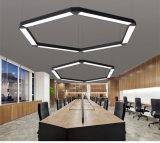 20W lámparas lineares colgantes de la anchura los 50cm LED