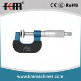 0-25mm 디스크 마이크로미터 (비 자전 스핀들)
