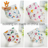 Fabricant Hot Sell Cotton Soft Baby Bandana Baby Bib