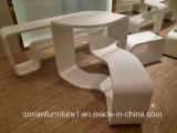 Hi Macs Acrylic Solid Surface Made Shop Étagères