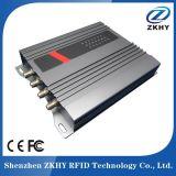 Четырехканальный читатель UHF RFID фикчированный для Invertory