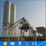 Hzs60 Stationaire Concrete het Mengen zich Installatie met Concrete Mixer Js1000
