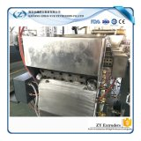 O plástico do animal de estimação de China granula a máquina da extrusora