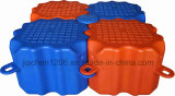 Factory Wholesale Blowing Blue Single Floating Dock