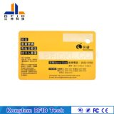 Soem-wasserdichte Chipkarte mit Ntag 213 Chip für Patrouillen-System