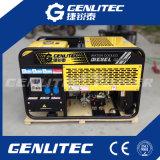 Wassergekühlter V Doppel-Zylinder 10kVA elektrischer Strom-Dieselgenerator