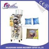 Bolsa de líquido vertical automática máquina de embalagem Embalagem de enchimento para Sumo saqueta de água do leite