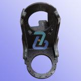 高品質はコーティングのステンレス鋼の部品のシート・メタルレーザーの切断の溶接の製造杭州を亜鉛でメッキした