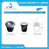 Resistente al agua blanca de acero inoxidable 316 de la luz de LED RGB Submarino rebajados