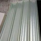Strato ondulato traslucido del tetto della fibra di vetro della vetroresina di FRP GRP