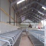 Cabane en béton préfabriqué en acier à construction en vente