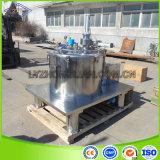 Pgz1000 Typ pneumatischer Schaber-Unterseiten-Einleitung-flacher Korb-Filter-chemische Kristallzentrifuge-Maschine